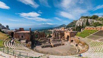 Klassenfahrt Sizilien - östliches Sizilien