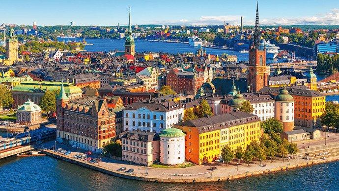 Gruppenreise Stockholm