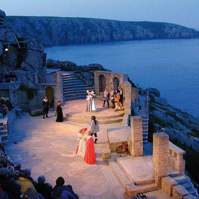 Minack Theatre Porthcurno