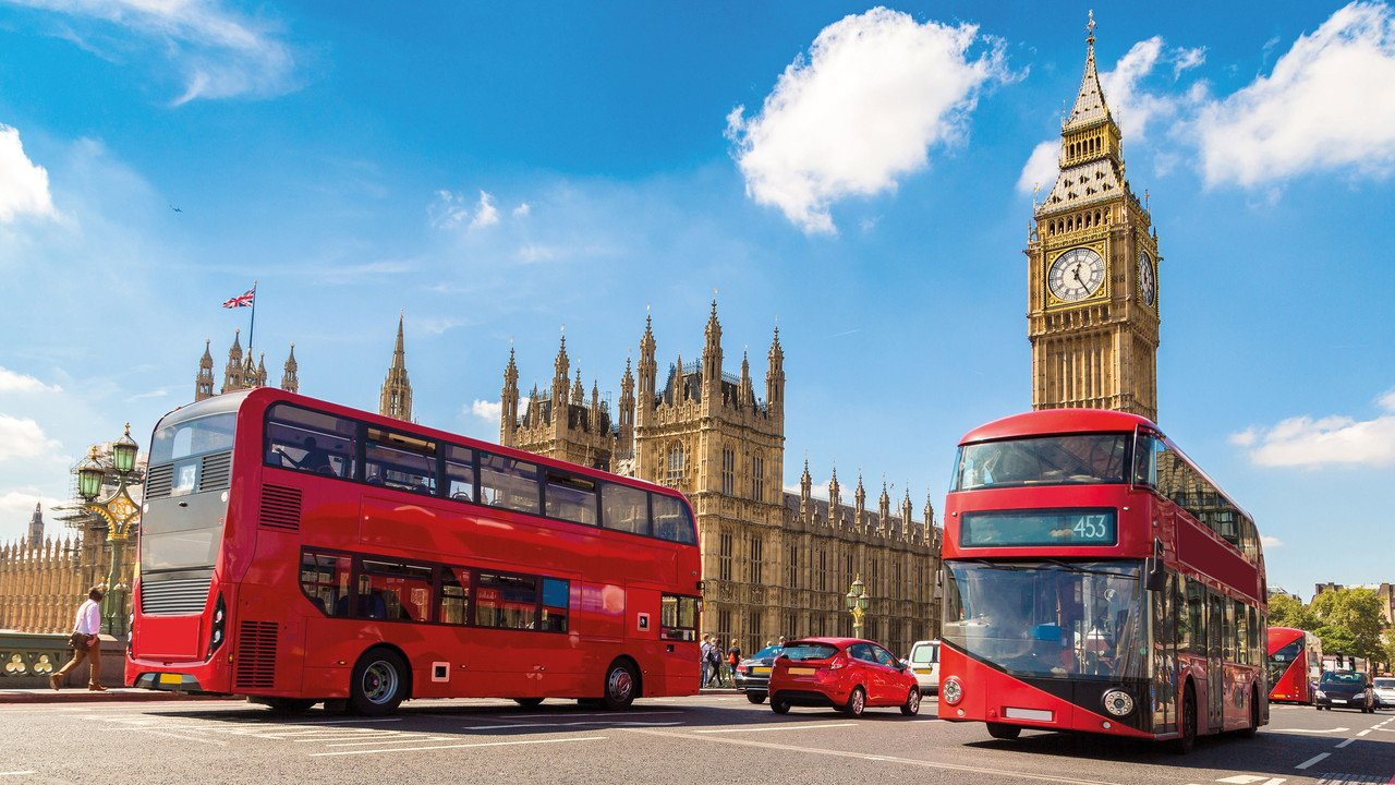 Gruppenreise London mit Big Ben