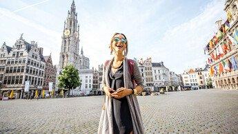 Klassenfahrt Antwerpen
