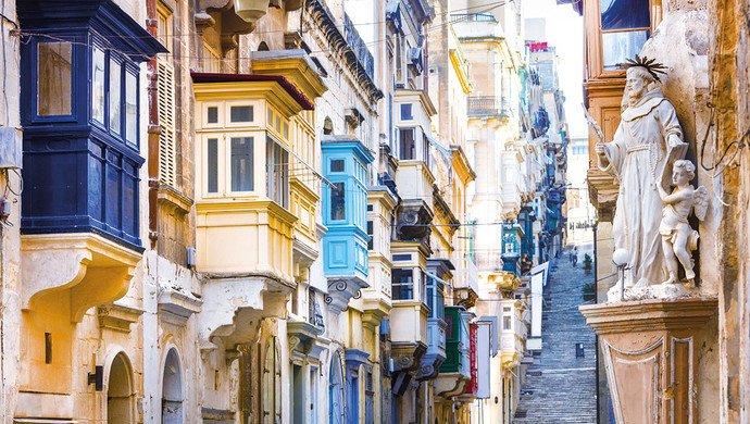 Klassenfahrt Malta