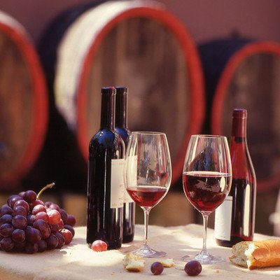 Weinprobe in Evora