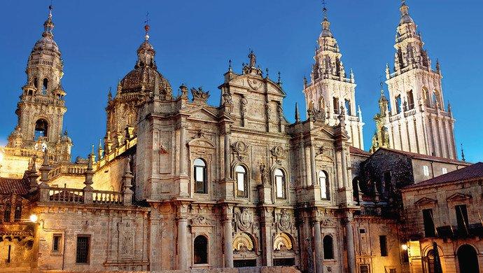 Klassenfahrt Porto - Santiago de Compostela