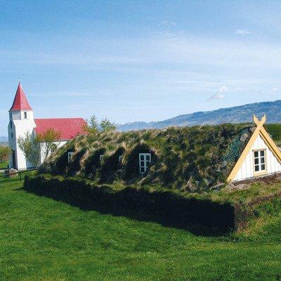 Aerbaer Freilichtmuseum Reykjavík