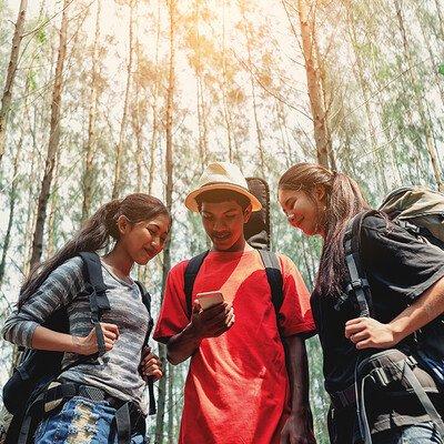 Waldakademie – Orientierung