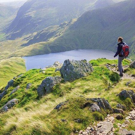Alle Programmbausteine Lake District auf einen Blick