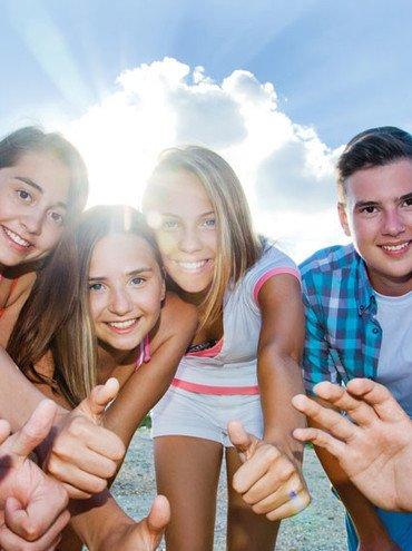 Klassenfahrten & Reisen für Jugendgruppen