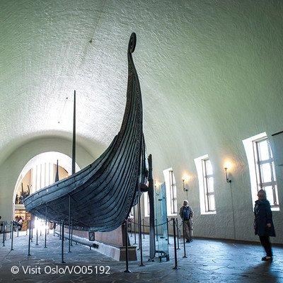 wikingerschiff-museum