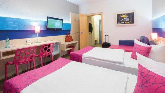 a&o HOTEL and HOSTEL Berlin Kolumbus a&o Berlin Kolumbus