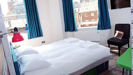 Eurohostel in Liverpool