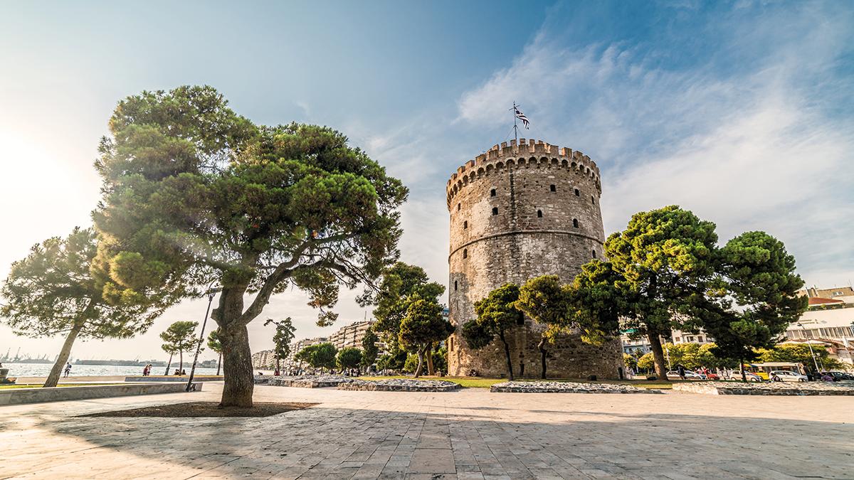 Thessaloniki Weißer Turm