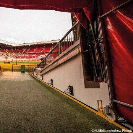 Old Trafford Stadion