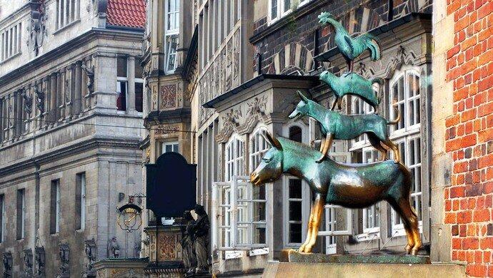 Klassenfahrt Bremen