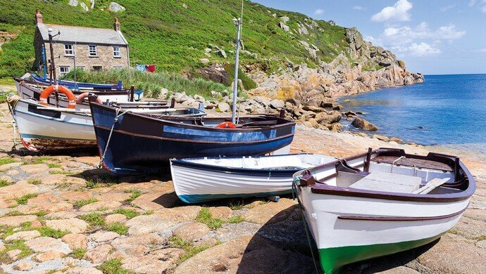 Klassenfahrt Südengland/Cornwall-Rundreise