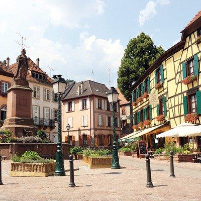 Alle Programmbausteine Straßburg auf einen Blick