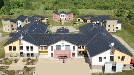 EUROVILLE Jugend- und Sporthotel DKB Stiftungs-Vermögensverwaltungsgesellschaft mbH
