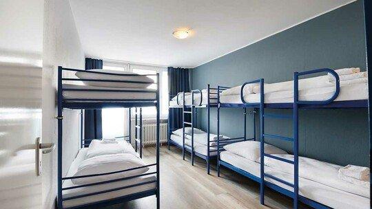 a&o HOTEL and HOSTEL Friedrichshain GmbH a&o Berlin Friedrichshain
