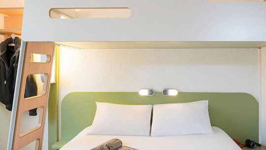 Ibis Budget Hotel Lyon Confluence