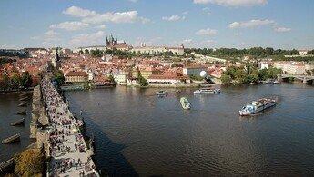 Exkursion Prag