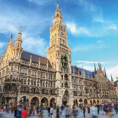 Alle Programmbausteine München auf einen Blick