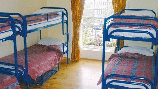 Dublin: Four Courts Hostel