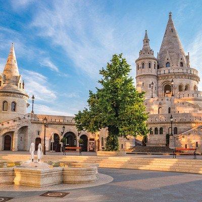 Alle Programmbausteine Budapest auf einen Blick