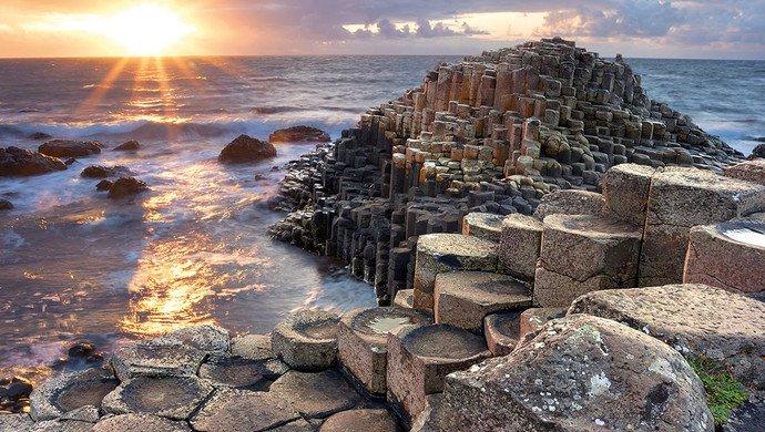 Klassenfahrt Nordirlands Küste und Belfast