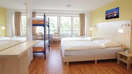 a&o hostel and hotel Hamburg GmbH a&o Hamburg Hammer Kirche