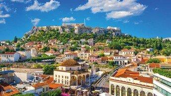 Gruppenreise Athen