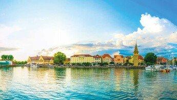 Klassenfahrt Bodensee/Lindau