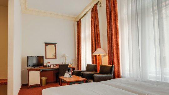 Hotel am Goldenen Strauss Görlitz ★★★+