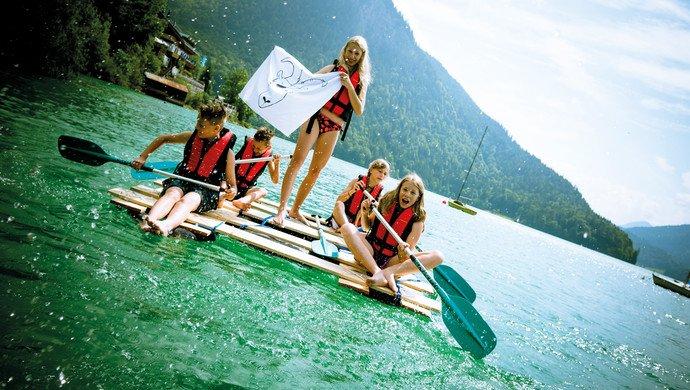 Klassenfahrt Walchensee