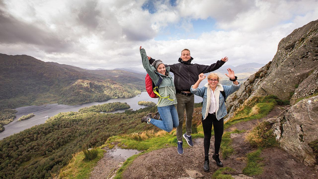 Stirling Highlands 3 Jugendliche