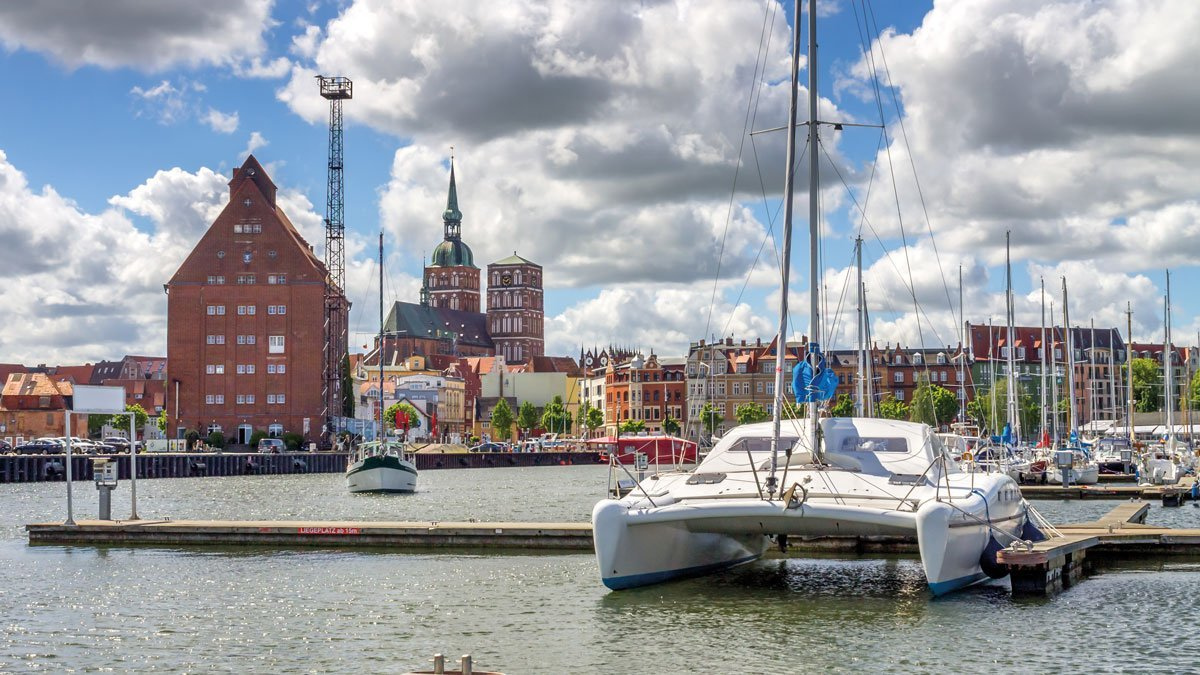 Stralsund-Yachthafen