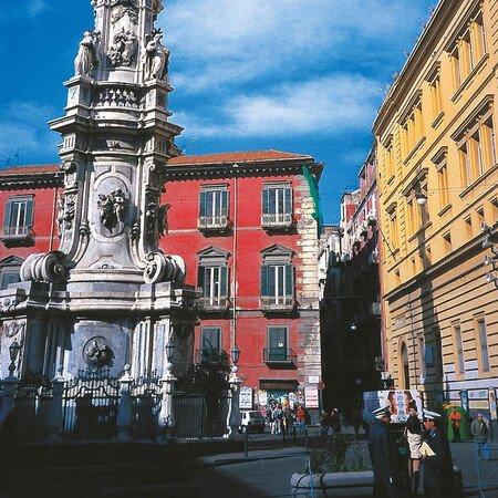 Nationalmuseumin Neapel