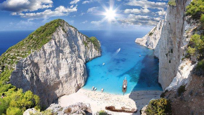 Gruppenreise in die Zauberhafte Ionische Inselwelt