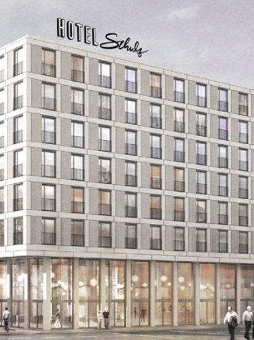 Schulz Hotel in Berlin5 Tage ab 89 €