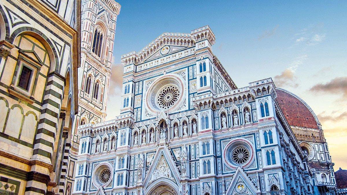 Gebäude in Florenz