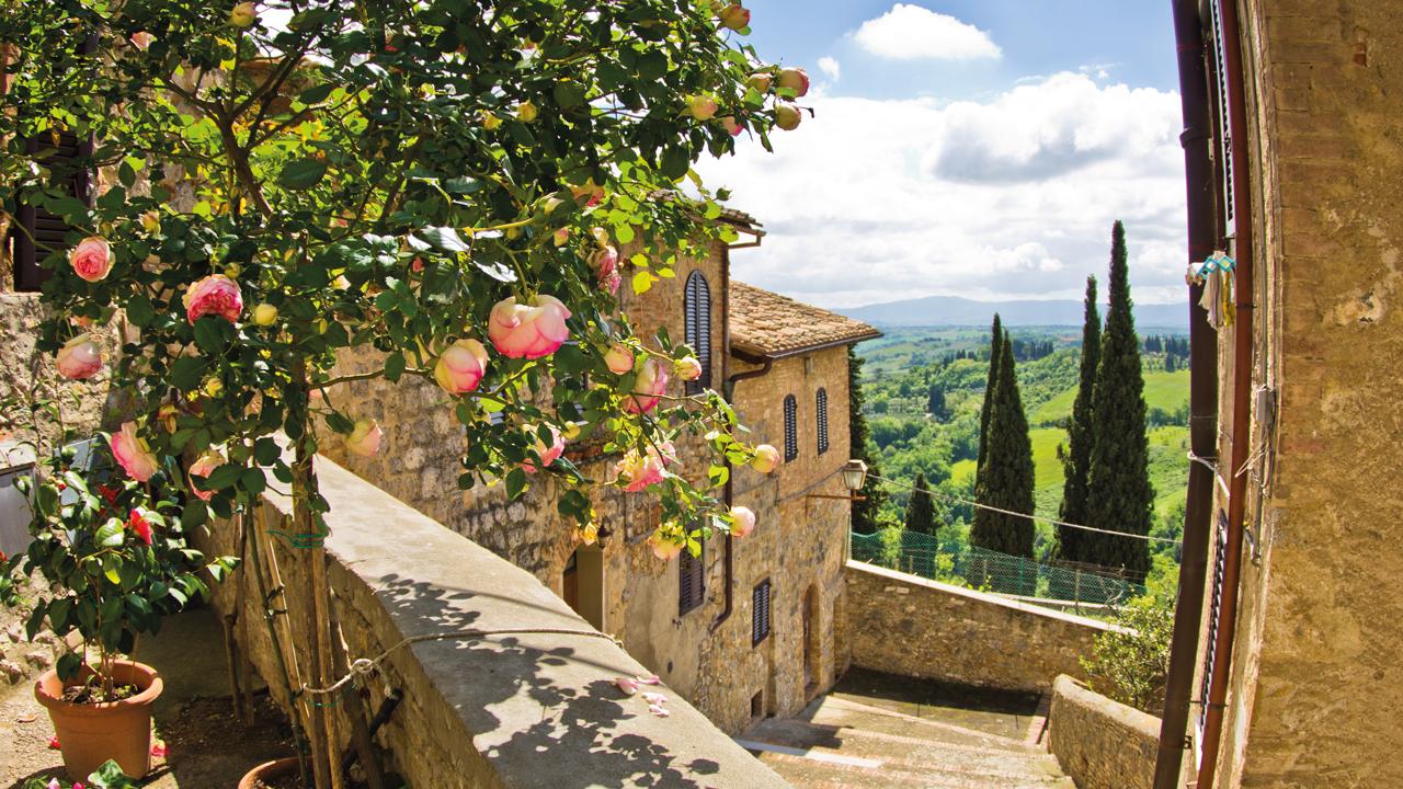 Gruppenreise Toskana