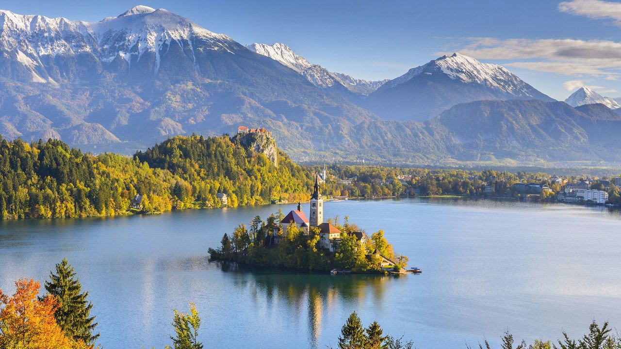 Bled See Insel