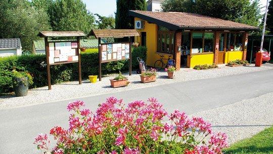 Ferienanlagen am Gardasee