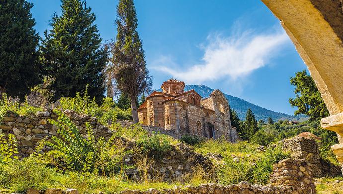 Klassenfahrt Athen und Peloponnes
