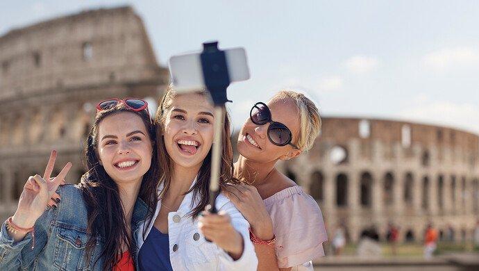 Klassenfahrt Rom und Florenz