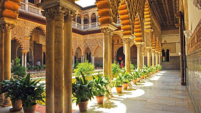 Klassenfahrt Andalusien