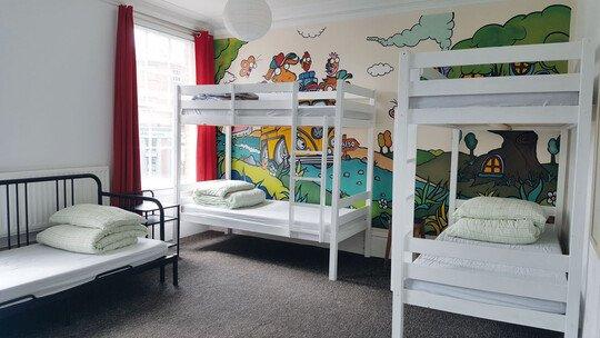 Igloo Hostel Nottingham