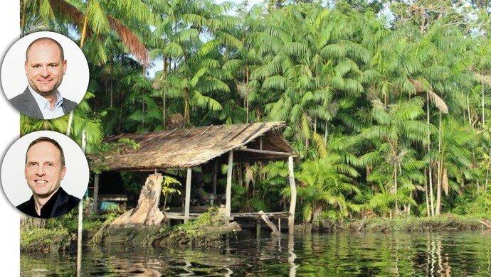 Reisen für den Regenwald