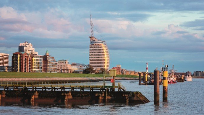 Klassenfahrt Bremerhaven
