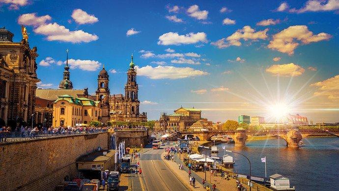 Klassenfahrt Dresden