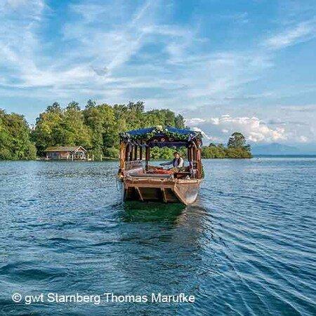 Roseninsel imStarnberger See